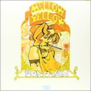 Mellow Yellow - Vinile LP di Donovan