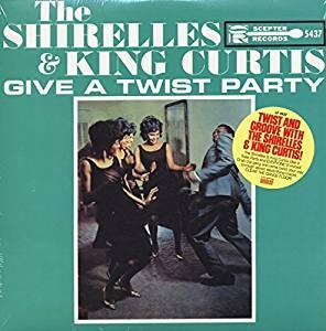 Give a Twist Party - Vinile LP di Shirelles