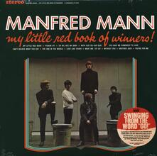 My Little Red Book Of Winners - Vinile LP di Manfred Mann