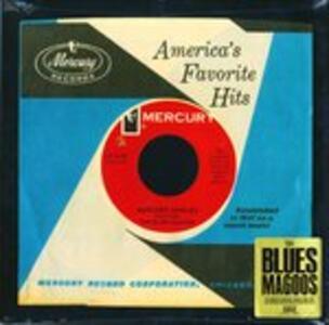Mercury Singles 1966-1968 - Vinile LP di Blues Magoos