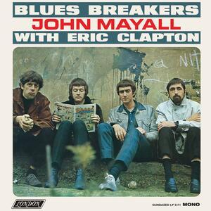 Bluesbrakers With Eric.. - CD Audio di John Mayall,Bluesbreakers