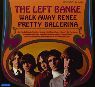 Walk Away Renee-Pretty - CD Audio di Left Banke