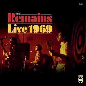 Live 1969 - CD Audio di Remains