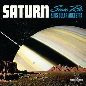 Saturn / Mystery Mr Ra - Vinile 7'' di Sun Ra