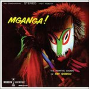 Mganga! - CD Audio di Tak Shindo