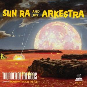 Thunder of the Gods - CD Audio di Sun Ra