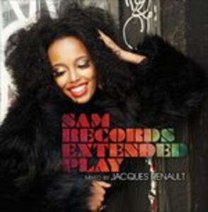 Sam Records Extended.. - CD Audio di Jacques Renault