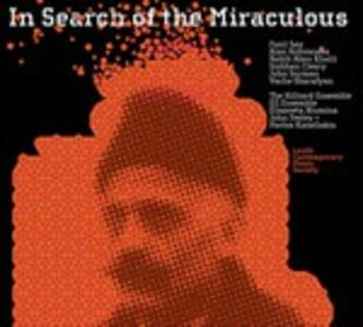In Search of the Miraculo - CD Audio