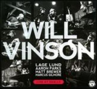 Live at Smalls - CD Audio di Will Vinson