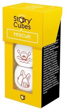 Story Cubes Mini Salvataggio. Gioco da tavolo