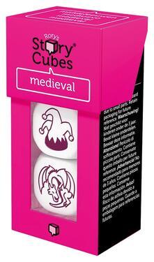 Story Cubes Mini Medioevo. Gioco da tavolo