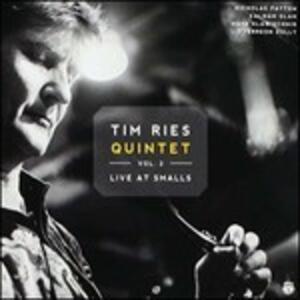 Live at Smalls vol.2 - CD Audio di Tim Ries