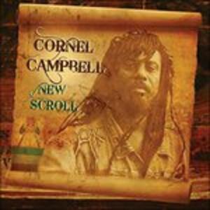 New Scroll - CD Audio di Cornell Campbell