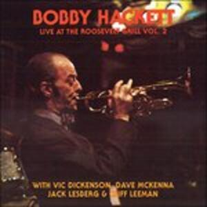 Live at the Roosevelt - CD Audio di Bobby Hackett