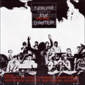 1975 - 1976 - CD Audio di National Jazz Ensemble
