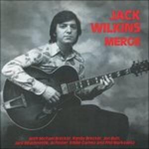 Merge - CD Audio di Jack Wilkins