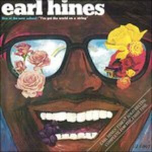Live at the New School - CD Audio di Earl Hines