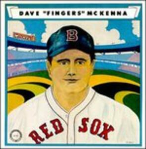 Dave Fingers Mckenna - CD Audio di Dave McKenna