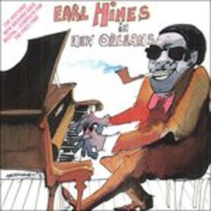 In New Orleans - CD Audio di Earl Hines