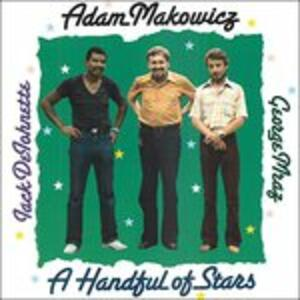 Handful of Stars - CD Audio di Adam Makowicz