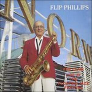 Claw - CD Audio di Flip Phillips