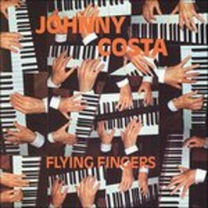 Flying Fingers - CD Audio di Johnny Costa