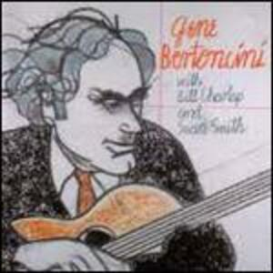 With Bill Charlap - CD Audio di Gene Bertoncini