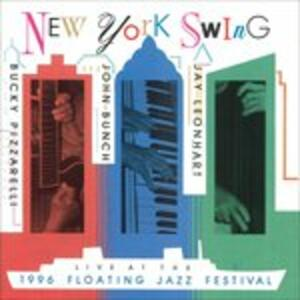 Live at 96 Floating Jazz Festival - CD Audio di New York Swing
