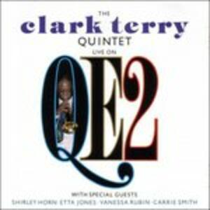 Live on Qe2 - CD Audio di Clark Terry