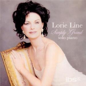 Simply Grand - CD Audio di Lorie Line