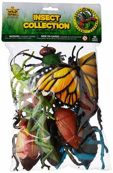 Peluche Insect Polybag