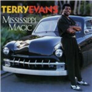 Mississippi Magic - SuperAudio CD di Terry Evans