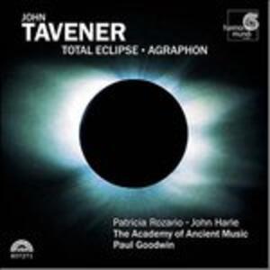 Total Eclipse - Agraphon - SuperAudio CD ibrido di John Tavener