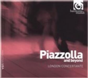 Piazzolla and Beyond - CD Audio di London Concertante