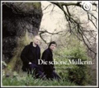 Die Schöne Müllerin - CD Audio di Franz Schubert,Paul Lewis,Mark Padmore