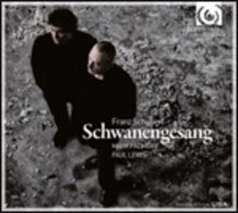 Schwanengesang - Auf dem Strom - An die Sterne - CD Audio di Franz Schubert,Mark Padmore