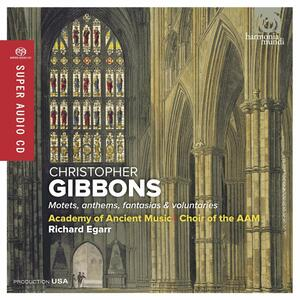 Mottetti - Anthems - Fantasie - Voluntaries - SuperAudio CD ibrido di Academy of Ancient Music,Richard Egarr,Christopher Gibbons