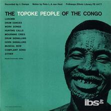 Topoke People of Congo - CD Audio
