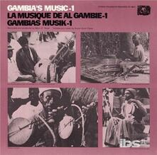 Gambia's Music vol.1 - CD Audio