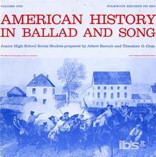 American Ballad Song 1 - CD Audio