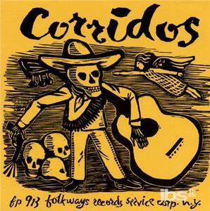 Mexican Corridos - CD Audio