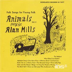 Animals 1 - CD Audio di Alan Mills