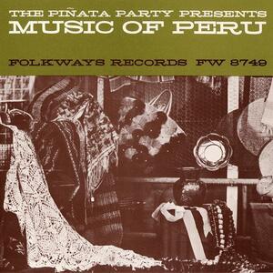 Music of Peru - CD Audio
