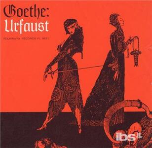 Goethe's Urfaust - CD Audio