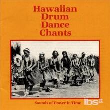 Hawaiian Drum Dance Chant - CD Audio