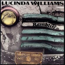 Ramblin' - CD Audio di Lucinda Williams