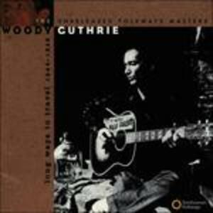 Long Ways to Travel - CD Audio di Woody Guthrie