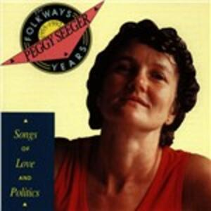 Folkways Years 1955-1992 - CD Audio di Peggy Seeger