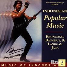 Music of Indonesia vol.2 - CD Audio