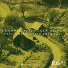 Classic Mountain Song - CD Audio
